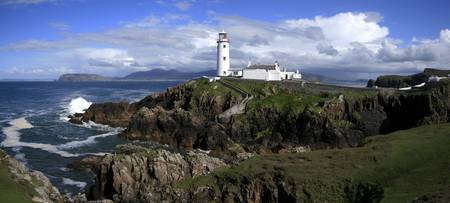Fanad Lighthouse, Fanad, County Donegal, Ireland