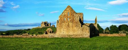 Rock Of Cashel, Hore Abbey, Cashel, County Tippera
