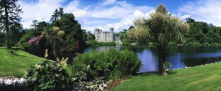 Johnstown Castle, County Wexford, Ireland, 19Th Ce