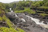 Hawaii, Maui, Hana, Seven Sacred Pools