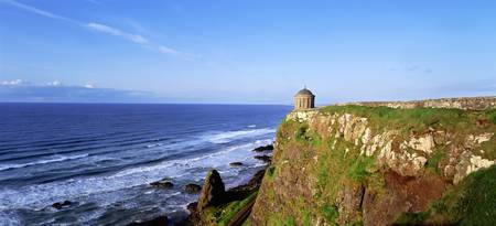 Mussenden Temple, Portstewart, Co. Londonderry, Ir