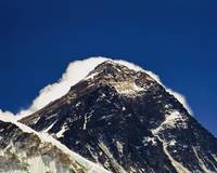 Mt. Everest Seen From Kala Patthar, Nepal