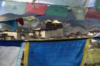 Prayer Flags, Yunnan Province, China