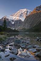 Mount Edith Cavell, Jasper National Park, Alberta,
