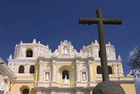 Guatemala, Antigua, Church and Convent