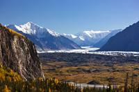 Scenic of Lion's Head Mountain and the Matanuska