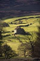 House In Countryside, North York Moors, North York