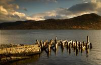 Broken Dock, Loch Sunart, Scotland