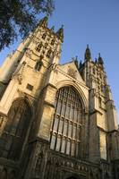 Canterbury Cathedral, Low Angle View