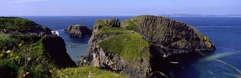 Carrick-A-Rede Rope Bridge, Co. Antrim, Ireland