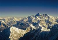 View From Everest, Nepal