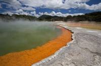 Champagne Pool, Wai-O-Tapu, North Island, New Zeal