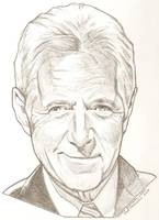 Alex Trebek drawing
