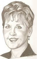 Joyce Meyer drawing