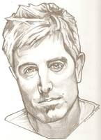 Jeremy Camp drawing