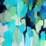 """Reaching Deeper 48"" by Aneri"