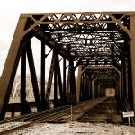 """Railroad Bridge"" by mlidikay"