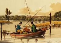Fishing in a Punt