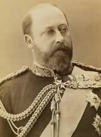 King Edward VII as Prince of Wales