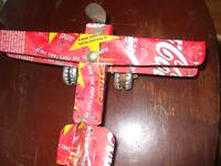 Coca Cola Airplane from Kenya
