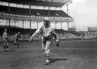 Christy Mathewson follow through