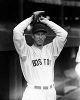 Lefty Grove looking forward at camera