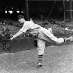 """Lefty Grove pitching"" by RetroImagesArchive"