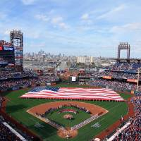 Citizens Bank Park - Opening Day Art Prints & Posters by Christian Carollo