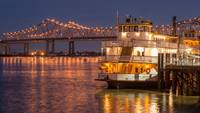 New Orleans Riverboat Night