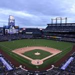 """Coors Field"" by christiancarollo"