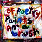 """my life poetry paint and brush"" by songsforseba"