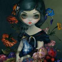 Stilleven VI:  Het Portret Art Prints & Posters by Jasmine Becket-Griffith