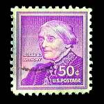 """Susan B Anthony"" by SilverLeaf"