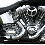"""""""2003 H.D. Softail Engine Detail"""" by FatKatPhotography"""
