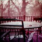 """""""iron table woods trichrome technicolor"""" by jnanian"""