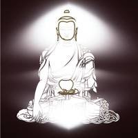 buddha love & light
