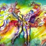 """""""ITALIAN CARNIVAL / Dance,Music,Theater"""" by BulganLumini"""