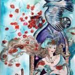 """""""ORIENTAL FAIRY TALE"""" by BulganLumini"""