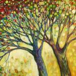 """""""Entwined No 2"""" by JENLO"""
