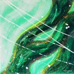 """S13-12RA print Cormorant Diving"" by raBHA2014"