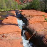"""Red Rock Crossing, Oak Creek by Laurie Larson"" by laurielarson"
