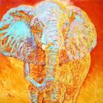 """""""Elephant"""" by Liliya_Chernaya"""