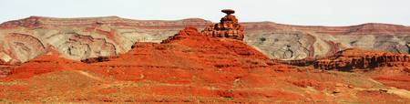 Mexican Hat- Panorama