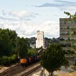 """""""A Train Runs Through It..."""" by patriciaschnepf"""