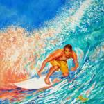 """""""Surfer"""" by Liliya_Chernaya"""