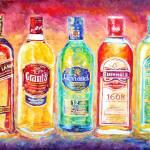 """""""Whiskey"""" by Liliya_Chernaya"""