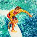 """Surfing"" by Liliya_Chernaya"