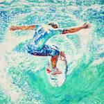 """Surfing-2"" by Liliya_Chernaya"