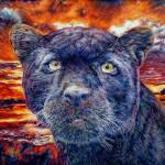 """""""Panther"""" by Liliya_Chernaya"""
