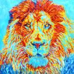 """Lion"" by Liliya_Chernaya"
